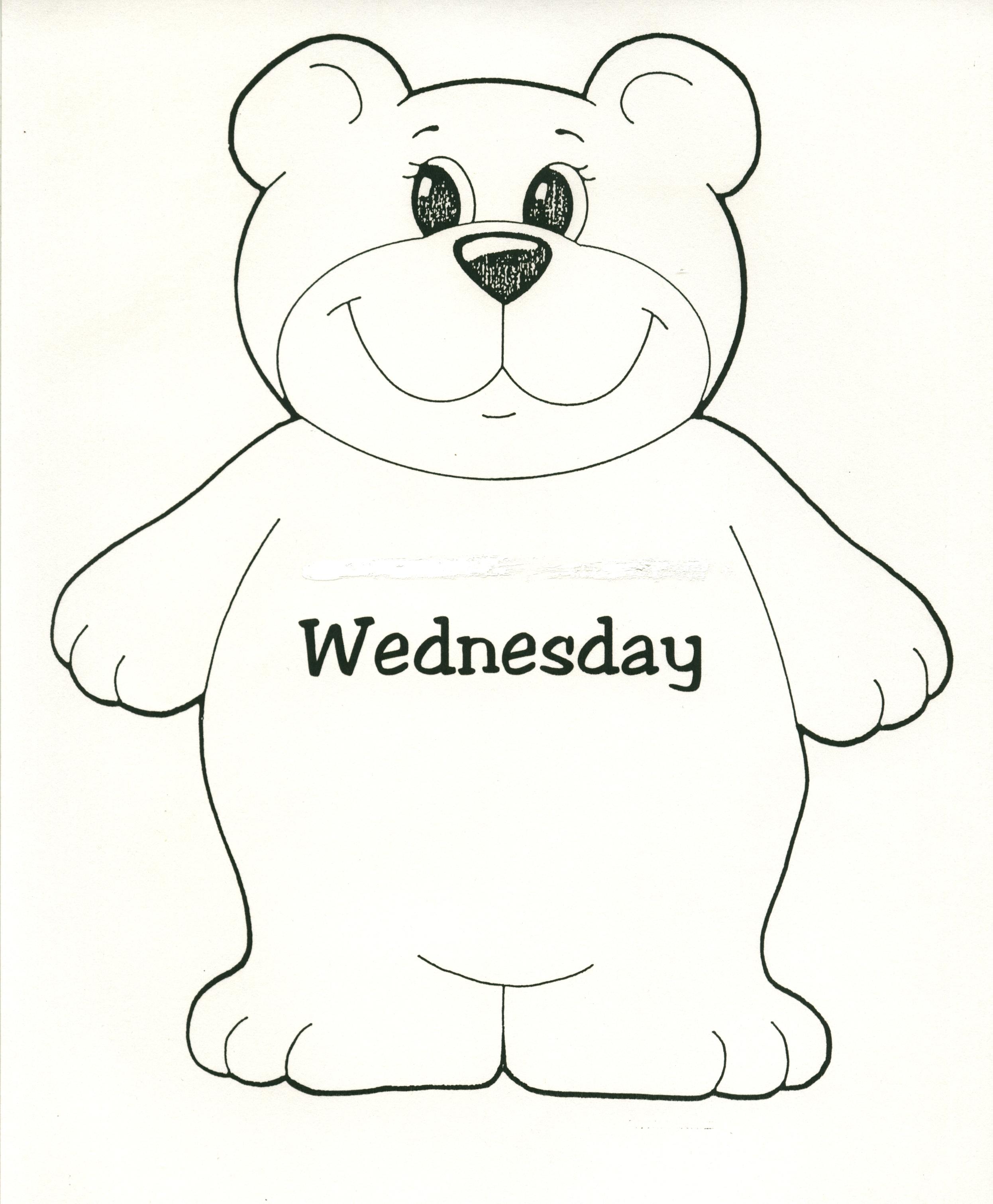 Bear--Wednesday