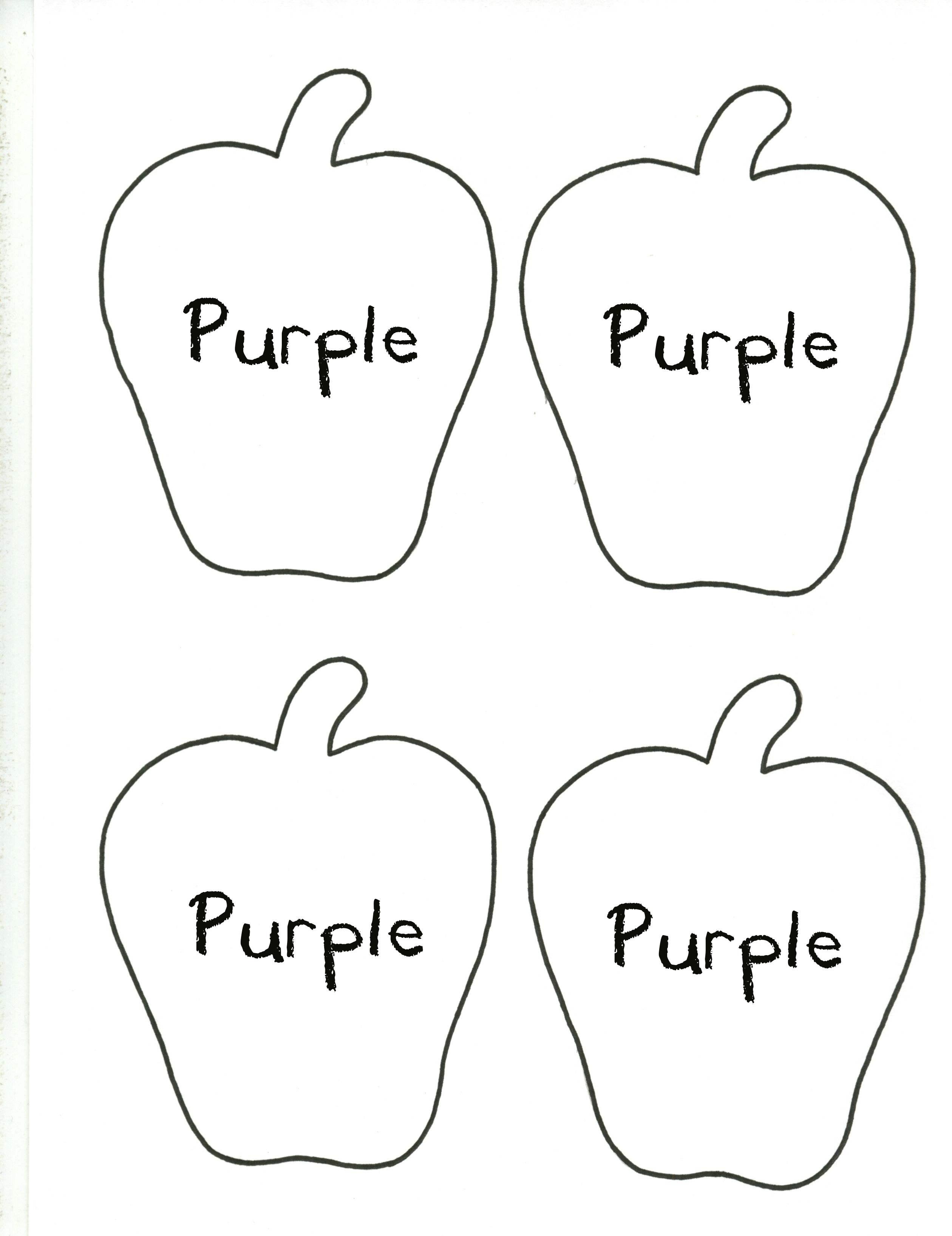 Apple--Purple