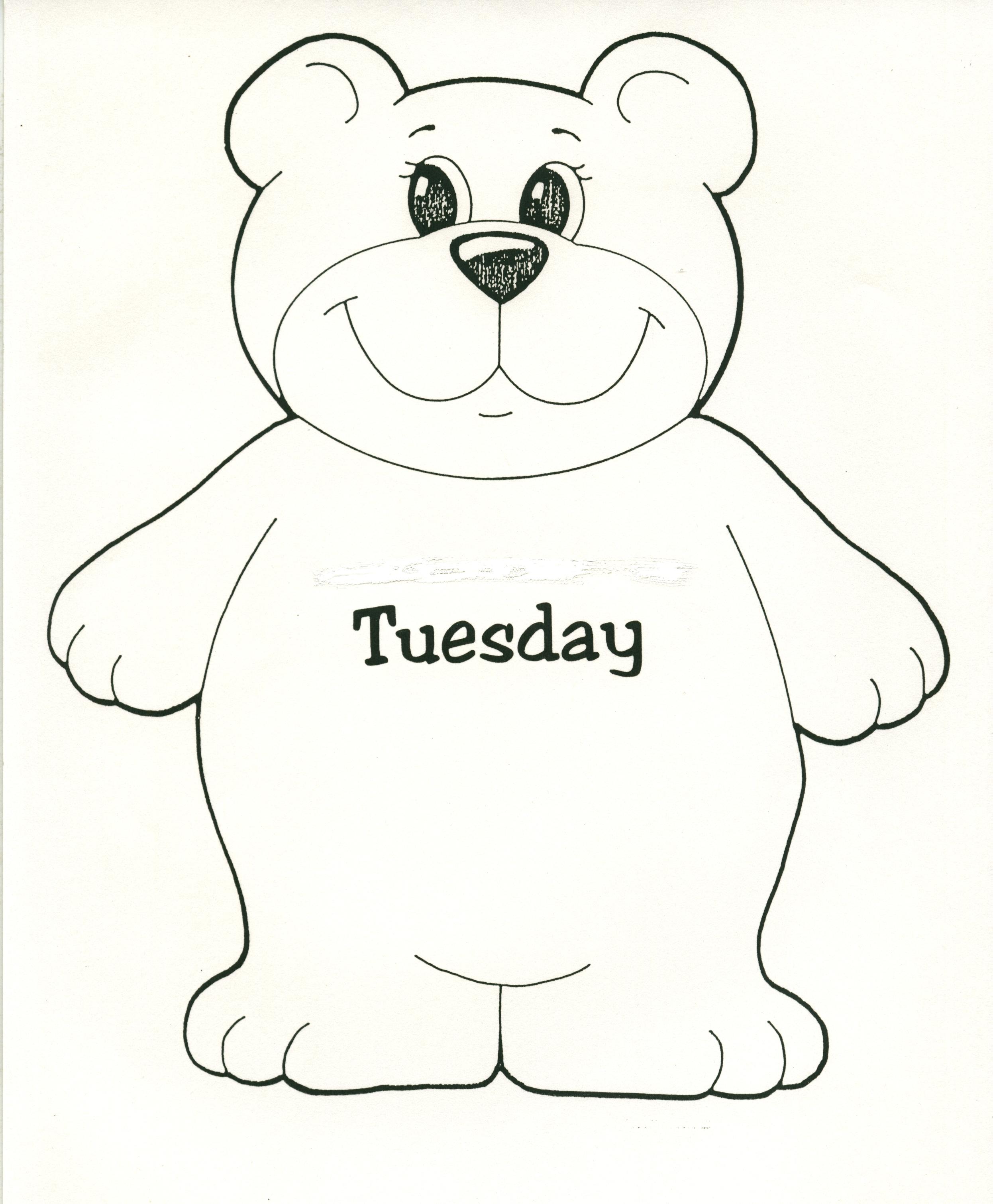 Bear--Tuesday
