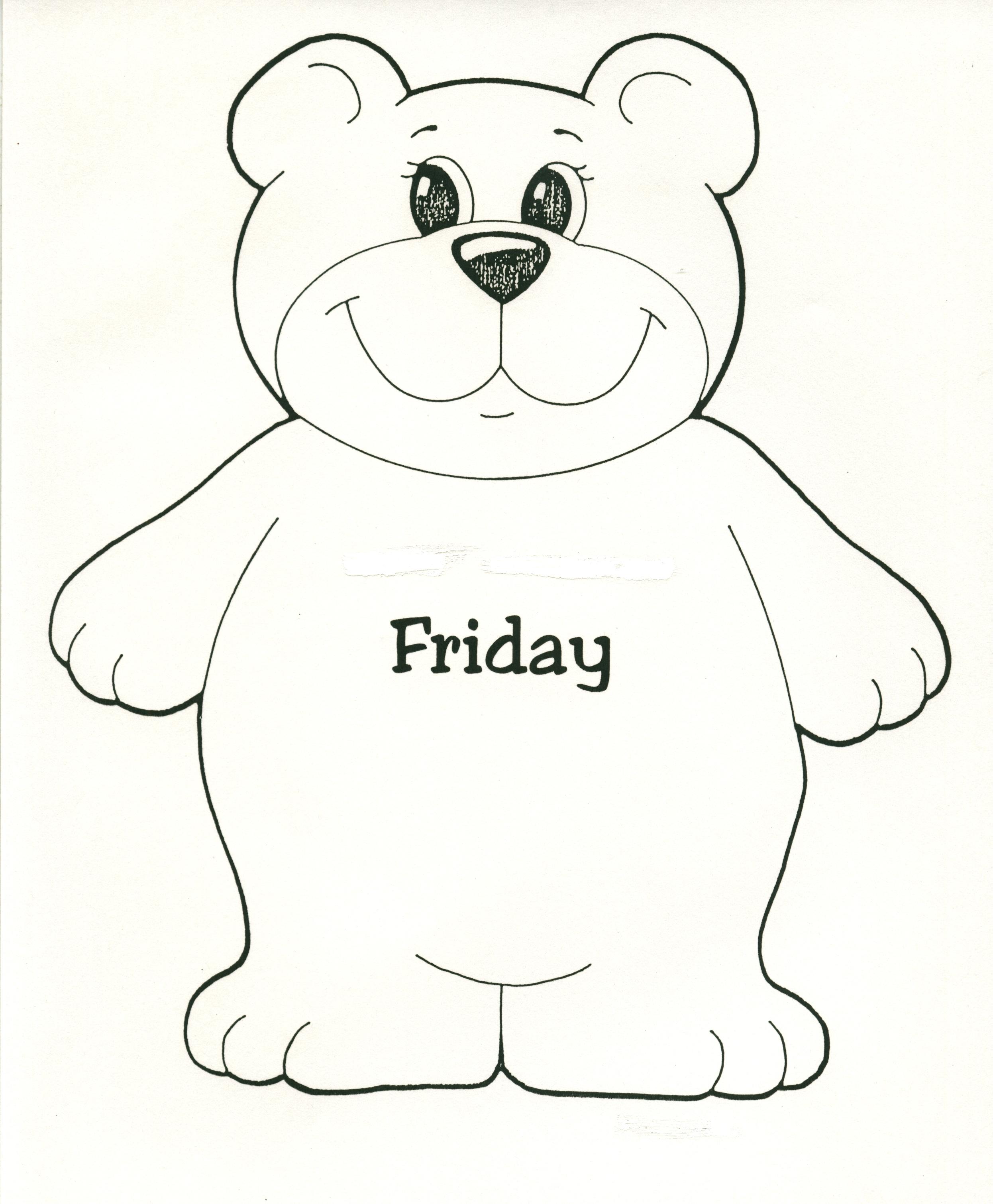 Bear--Friday