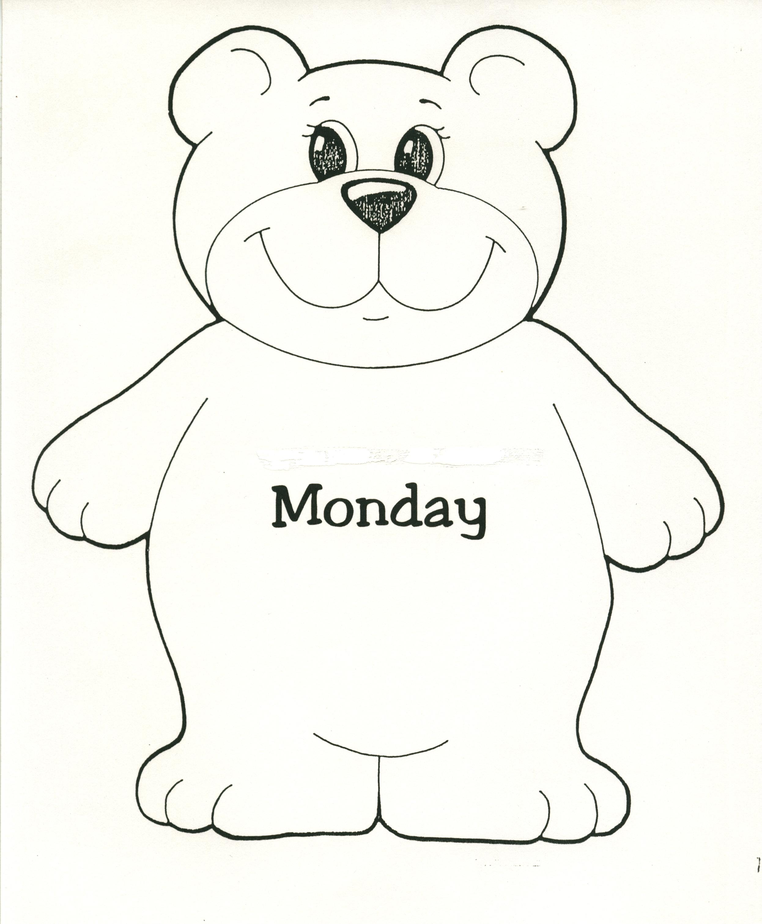 Bear--Monday