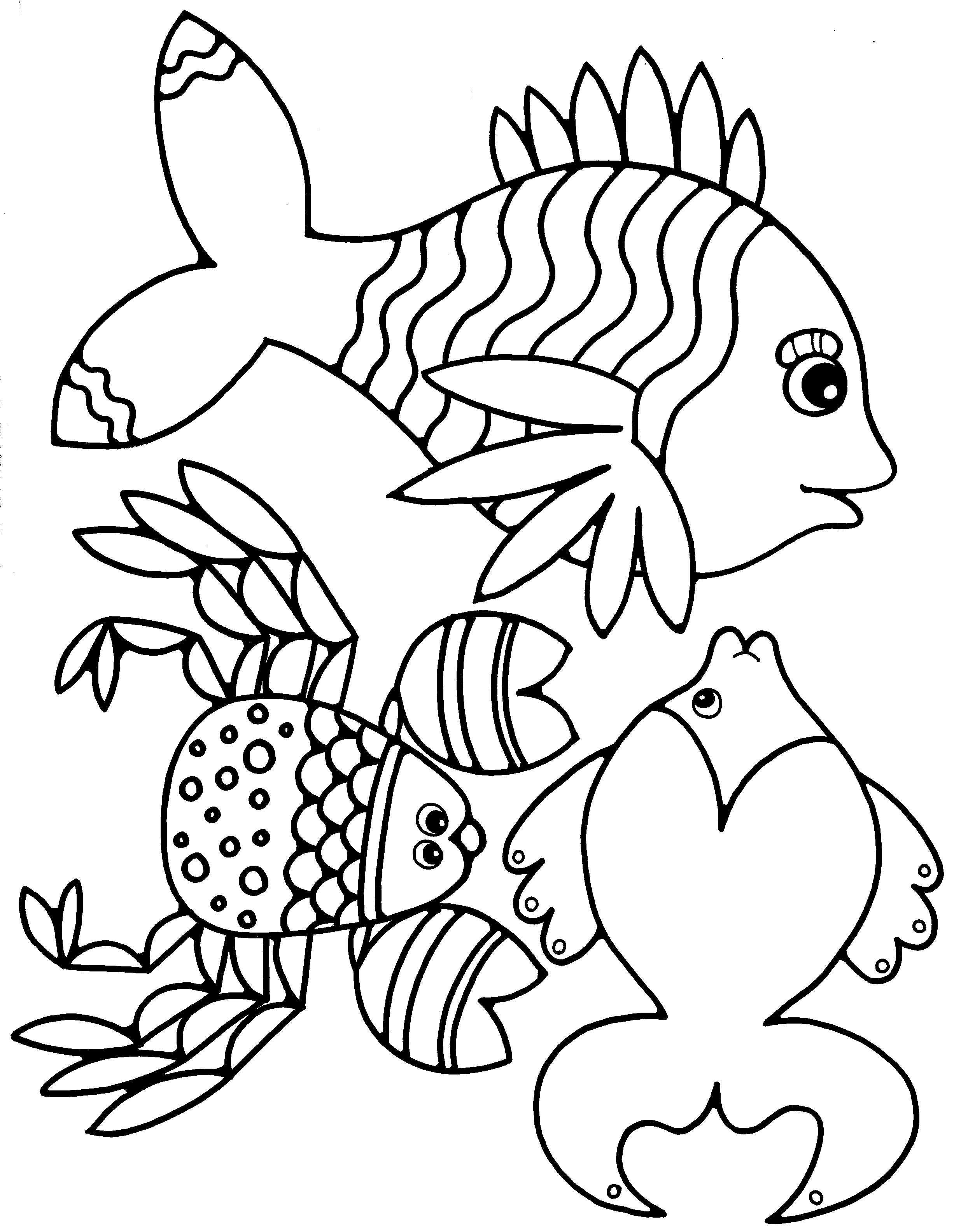 Water animals 8