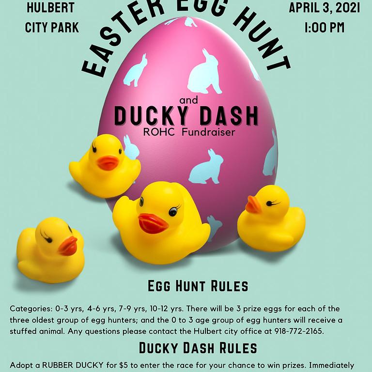 Hulbert Easter Egg Hunt