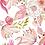 Thumbnail: Pink Watercolour Florals