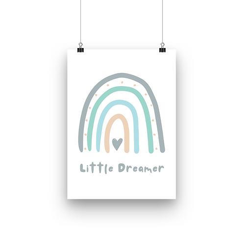 Little Dreamer Rainbow | Green