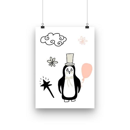 Magical Animals   Penguin