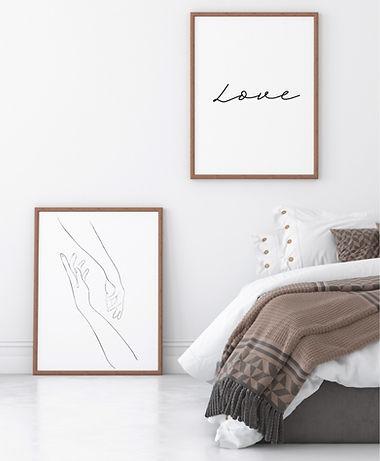 Wall Art Prints Melissa Caven Design