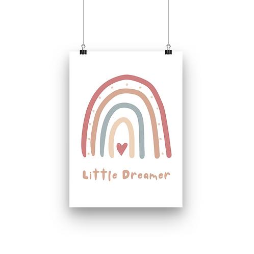 Little Dreamer Rainbow | Rust