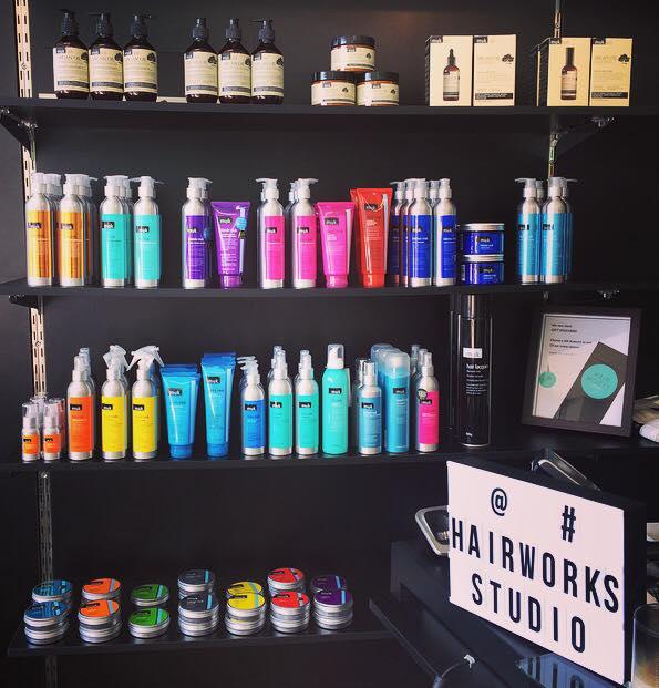 Hairworks Studio Warragul 2017