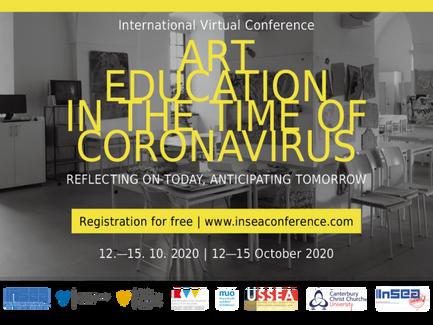 InSEA: konference, jejíž virtuální platformy se účastnili odborníci napříč kontinenty