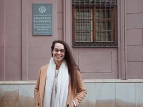Doktorandka Martina Haroková získala stipendium programu Institutu Pallium