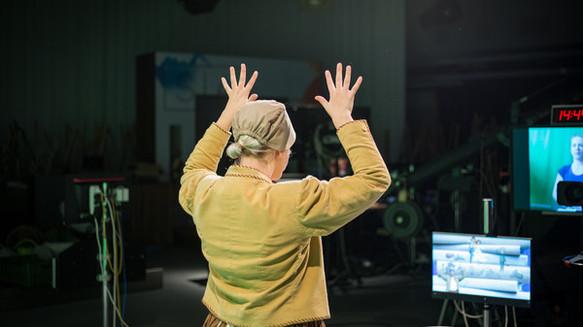 Pohádky ve znakovém jazyce
