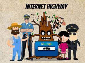 Internet Highway: Pedagogická fakulta UP nabízí další úroveň online vzdělávací hry