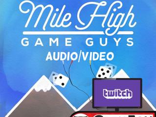MHGG #155 - Audio/Video