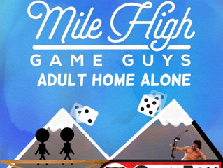 MHGG# 161 - Adult Home Alone