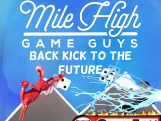 MHGG #177 - Back Kick to the Future