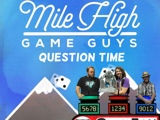 MHGG #167 - Question Time