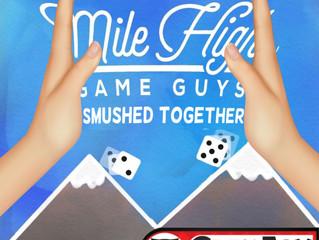 MHGG #156 - Smushed Together