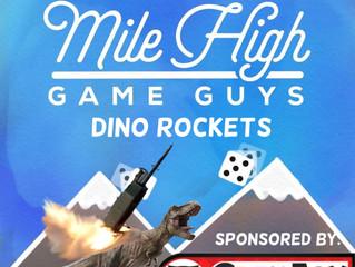 MHGG #164 - Dino Rockets