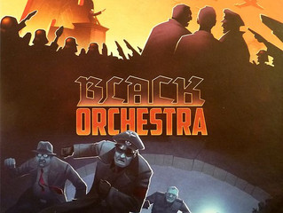 MHGG Review: Black Orchestra
