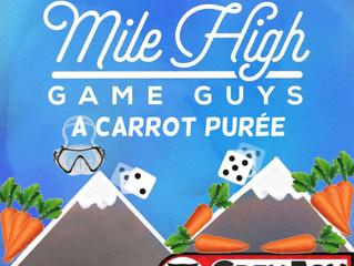 MHGG #151 - A Carrot Purée