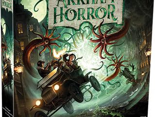 MHGG Review - Arkham Horror 3rd Edition