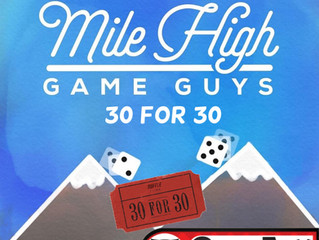 MHGG #176 - 30 for 30