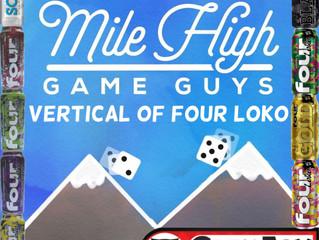 MHGG #158 - Vertical of Four Loko