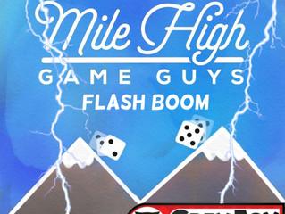 MHGG #153 - Flash Boom