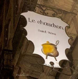 Le chaudron Saint-Remi