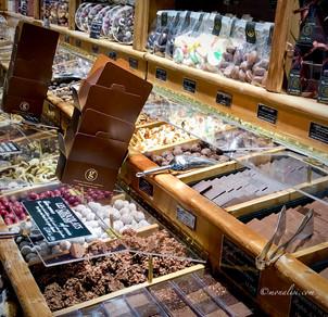 Chocolate Shop of Bordeaux