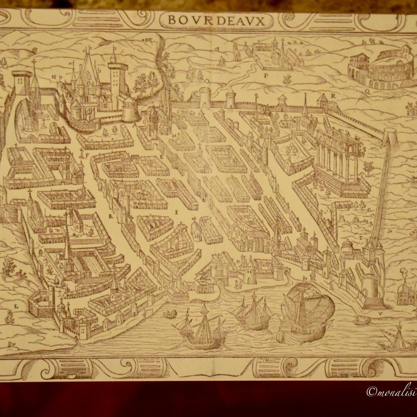 Bordeaux Wine Port History