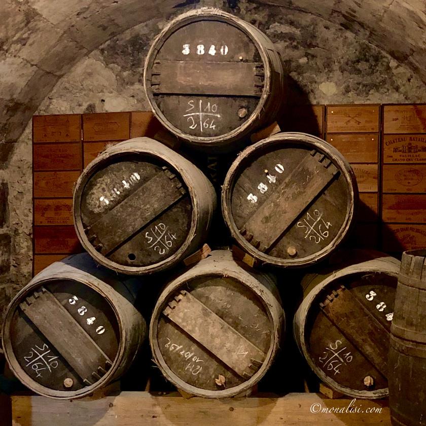 Wine museum of Bordeaux