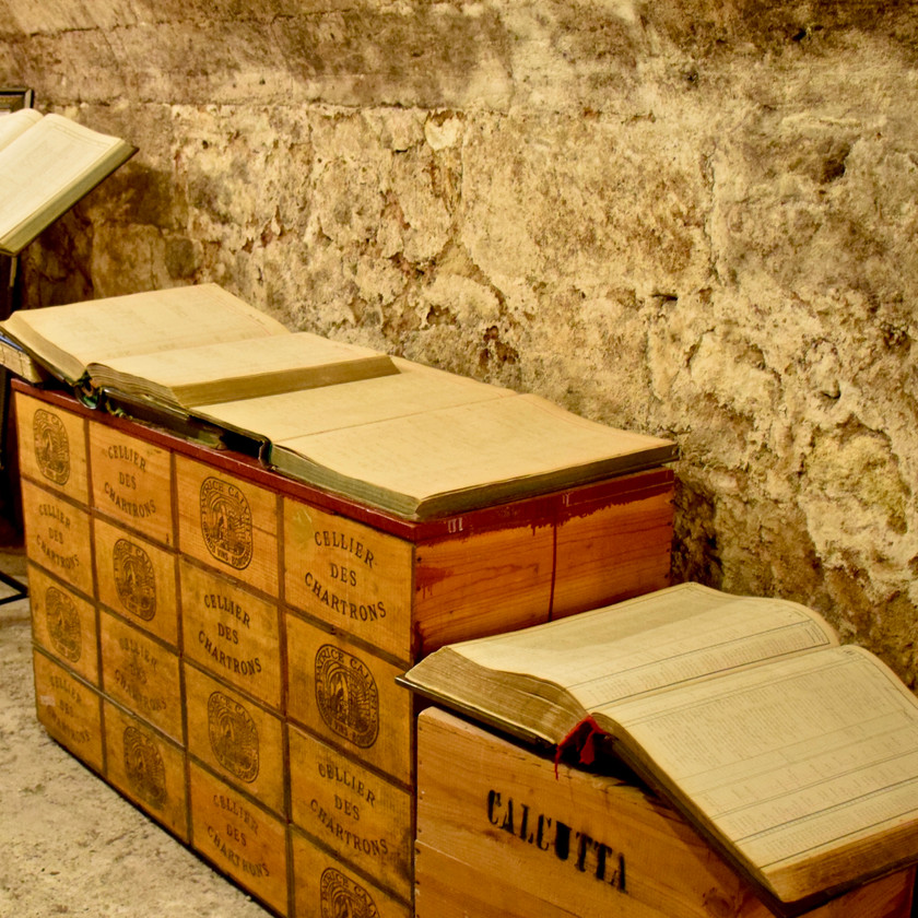 French Wine Ledgers