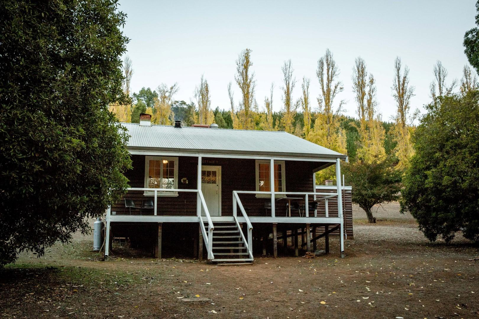 Murphy's Cottage at Lewana Cottages