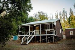 Wood Cottage at Lewana Cottage