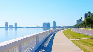 Tampa's Bayshore Boulevard