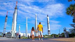 Home Of the  Kennedy Space Center