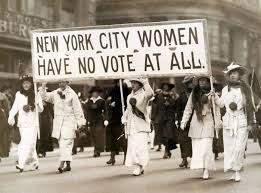 Women's Suffrage from 120 Year Fight to 100 year Anniversary