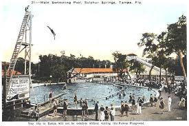 The Sulphur Springs Pool