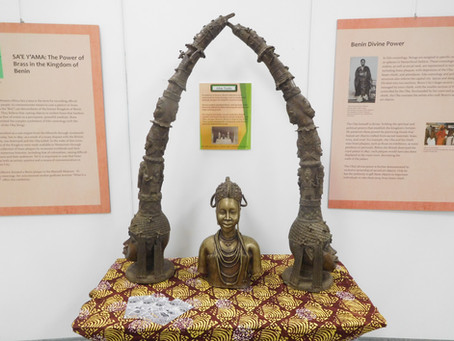The Bronze Tusks of Benin