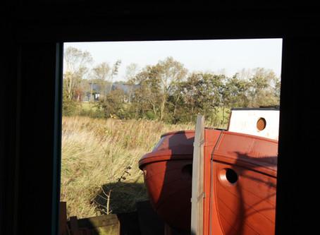 'De Hillegonda' - een Tjalk inkorten en tot woonboot opbouwen