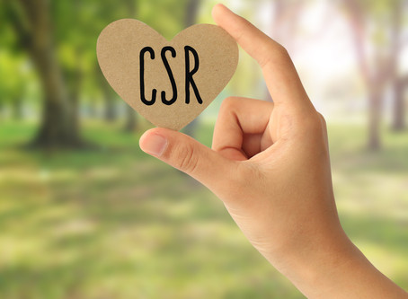 CSR - the three key letters of a business