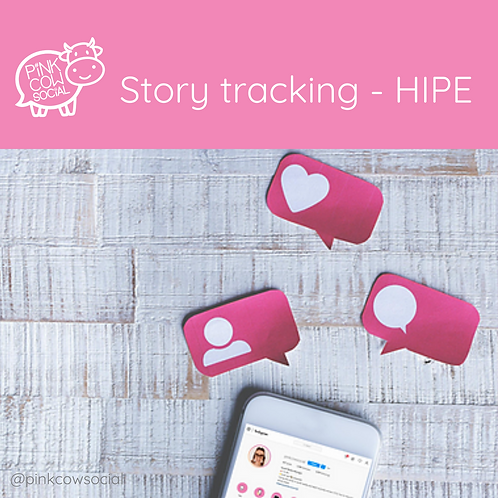 Story tracking - HIPE