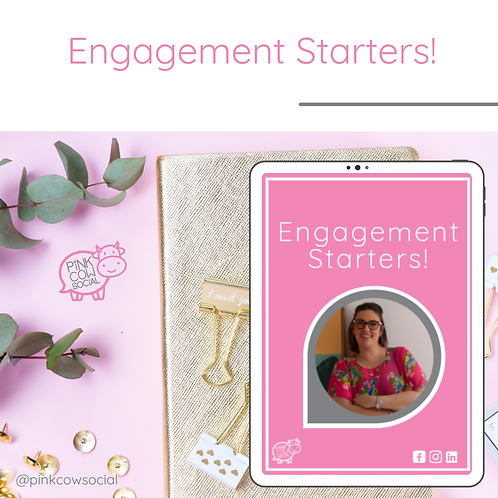 Engagement Starters!
