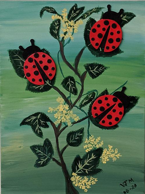 Hazel's Ladybugs