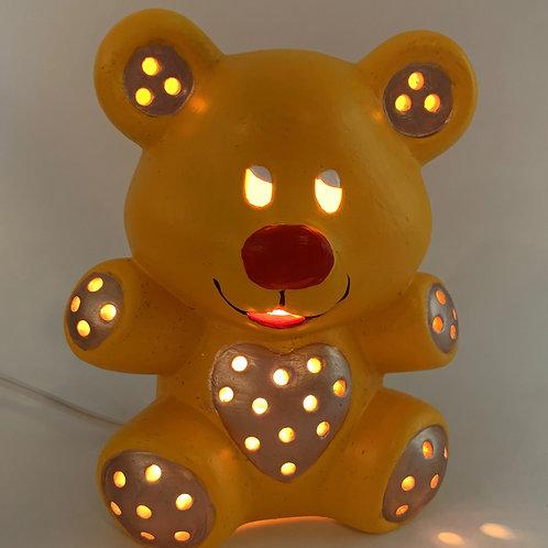 night light teddy bear