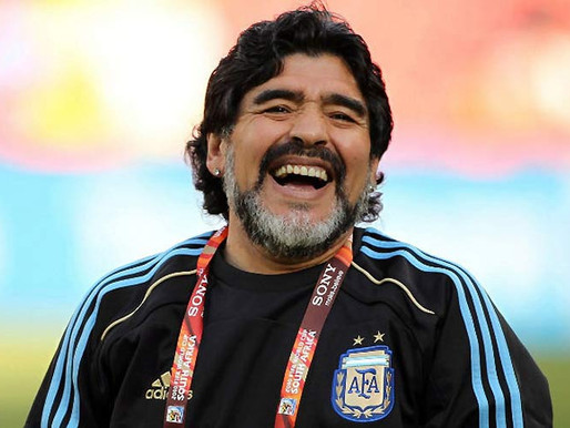 Morre aos 60 anos Diego Maradona, ícone maior do futebol argentino
