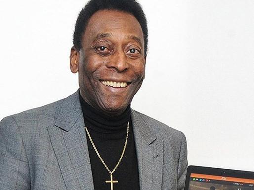 Pelé segue internado em UTI e se recupera de maneira satisfatória após retirada de tumor