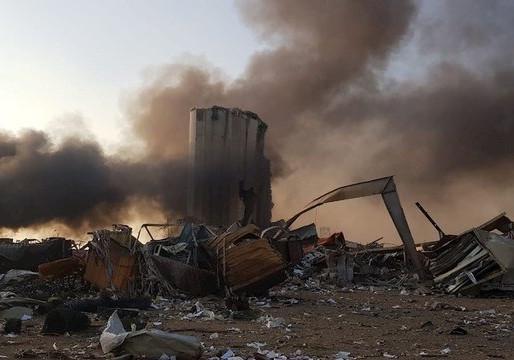Líbano: passa de 100 o número de mortos em explosão